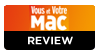 MacJournal Award and Review 14